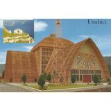 Ubc-4344 - Postal Urubici, S C - Igreja N. S. Dos Homens