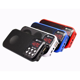 Arroz Sd-102 Fm Radio Usb Micro Sd Tarjeta Lector Mp3 Player