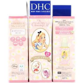 Dhc Deep Cleansing Oil Designer Alice 70ml Edição Especial