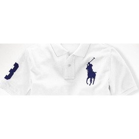 Polo Ralph Lauren Juvenil Camisa Polo Big Pony!! Xl 1376bc843461d