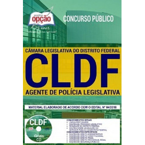 Apostila Cldf 2018 - Agente De Polícia Legislativa
