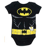 Dc Batman Body Para Bebe Niño 3 A 6 Meses Halloween Original b6ca1ed44215