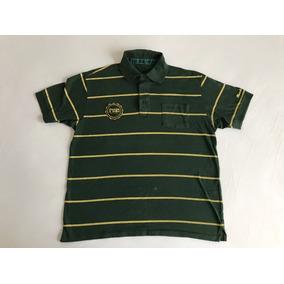 Camisa Polo - Pólos Manga Curta Masculinas, Usado no Mercado Livre ... ae86639bc2