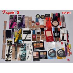 Maquillaje Paquete 50 Piezas