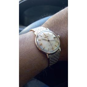 Reloj Omega Seamaster Deville Acero Y Oro