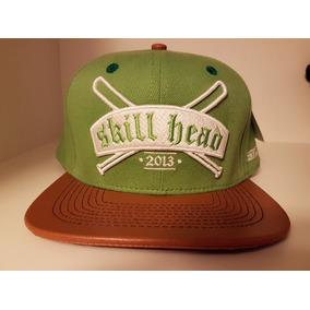 2203674c07bdc Bone Skill Head - Bonés para Masculino no Mercado Livre Brasil