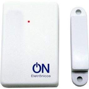 Sensor De Aberturas Sem Fio On Eletrônicos Linha Guardião
