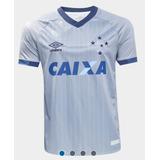 Camisa 3 Cruzeiro - Camisa Cruzeiro Masculina no Mercado Livre Brasil 3d5b61325ec4f