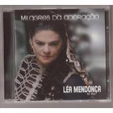 Cd Léa Mendonça Milagres Da Adoração