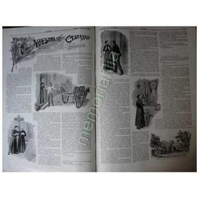 Nuestra Sra De La Castidad Sanchez Azcona 1898 Inedito