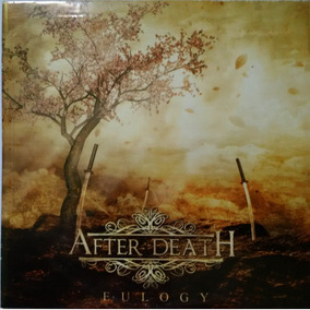 Cd After Death - Eulogy (importado E Original)