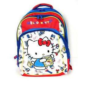 Sanrio - Mochila 16 Hello Kitty School