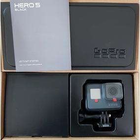 Gopro Hero5 Black Camera Go Pro 5 4k Chdnh B15 Lacrado