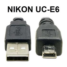 Cable Original Nikon Uc-e6
