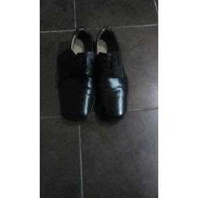 Zapatos Zara Color Negro De Caballero