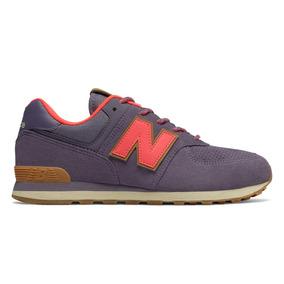 Tenis New Balance 574 Niñas-ancho