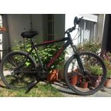 Bicicleta Mountain Bike. Rodado 26. Excelente Estado.