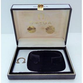 Estuche Original Vintage P/ Reloj Omega Fotos Reales #87