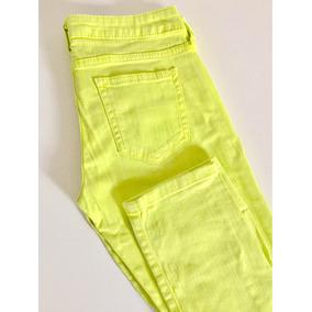 Jeans Forever 21 Mujer - Ropa y Accesorios Amarillo en Mercado Libre ... 761c6fb55202
