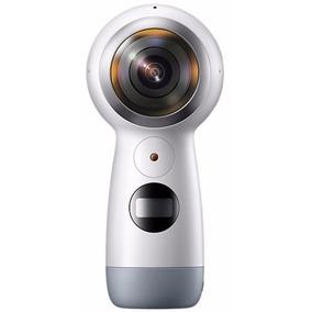 Camera Samsung Gear 360 Sm-r210 2017 4k Bluetooth Nfc Usb