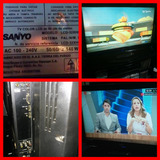 Televisor Lcd Sanyo 32 Impecable Estado!