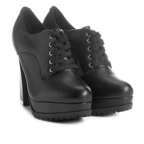 f59bcbf27 Ankle Boots Salto Grosso Feminino Vizzano - Sapatos no Mercado Livre ...