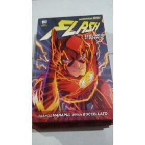 Flash Seguindo Em Frente - Capa Dura - Os Novo 52!