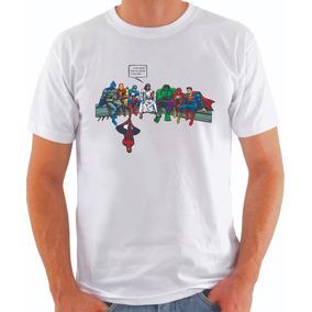 Camiseta E Foi Assim Que Eu Salvei O Mundo