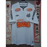 76a260f0c1 Camisa Santos Bmg - Camisa Santos Masculina no Mercado Livre Brasil