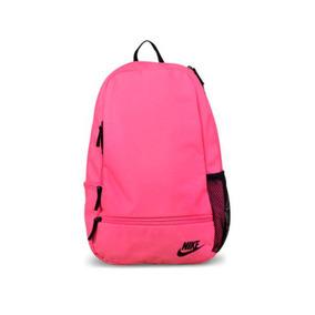 Mochila Feminina Nike - Rosa Neon