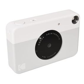Câmera Digital Instantânea Kodak 5mp Printomatic Cinza