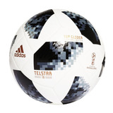 79951d86b2 Bola adidas Oficial Fifa Russia 2018 Tglider Ce8096 Telstar