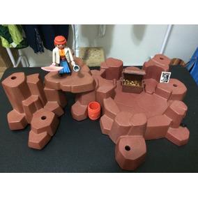 Playmobil Rochas Rochedo Pedras Velho Oeste