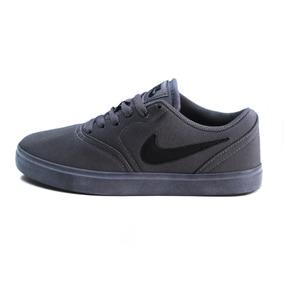 d8fd401132 Nike Sb Check Cnvs Cinza - Tênis no Mercado Livre Brasil