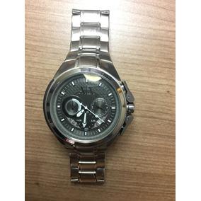 Relógio Armani Exchange Prata Ax 1039 - 100% Original. Usado - São Paulo · Relógio  Armani Exchange Ax1039 40f217ca9c