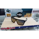 5caae39ed Óculos Hb Carvin 2.0 Preto Fosco Lente Espelhada Dourada
