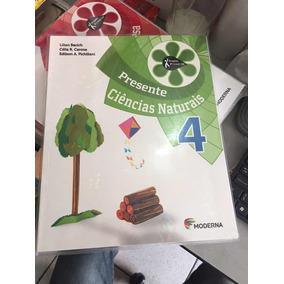 Livro Projeto Presente Ciências Naturais 4