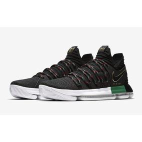 Tenis Nike Basquete Kd10 Bhm Original Leia O Anúncio b928ed8536f57