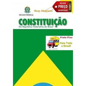 Constituição Federal Atualizada 2019 99ª Emenda Concursos