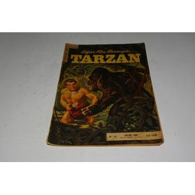 Tarzan Nº 23 - 07/1960 - 2ª Série - Ebal - Original