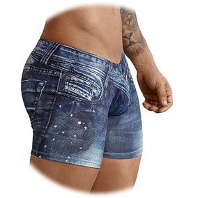 Clever Underwear Indigo Jean Boxer