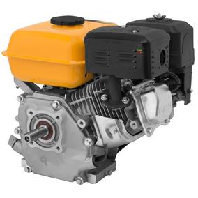 Motor 7 Hp Eixo Horizontal Gasolina Zmax Partida Manual Zm70