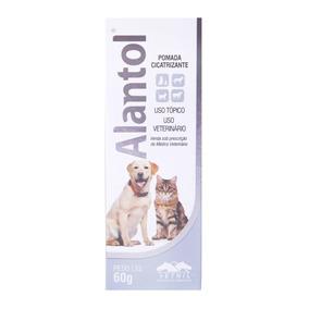 Alantol Vetnil Para Cães E Gatos 60g - 05/2019