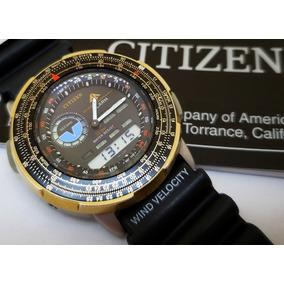 517f210a2ab Citizen Promaster Windsurf D100 Relógio Raro Anos 80 - Relógios no ...