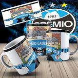 Caneca Grêmio Campeão Rio Grande Do Sul 2018 Personalizada