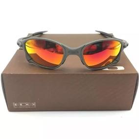 Oakley Xmetal Doblexxx Oakley Chumbo - Óculos De Sol Oakley em São ... 40a3206d7c