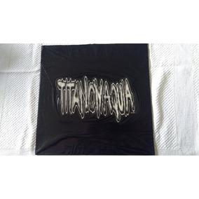 Lp Titãs - Titanomaquia 1993 C/plástico Original E Encarte