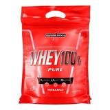 Whey Protein 100% Pure 907gr Refil - Integral Médica