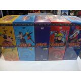 Box Original: Naruto Shippuden 1ª E 2ª Temporadas - 24 Dvd