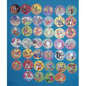 Tazos Elma Chips Looney Tunes Pernalonga 1997 1-40 Completo